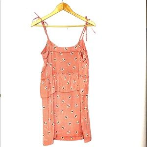 Cooperative Dresses - Cooperative Floral Red Dress